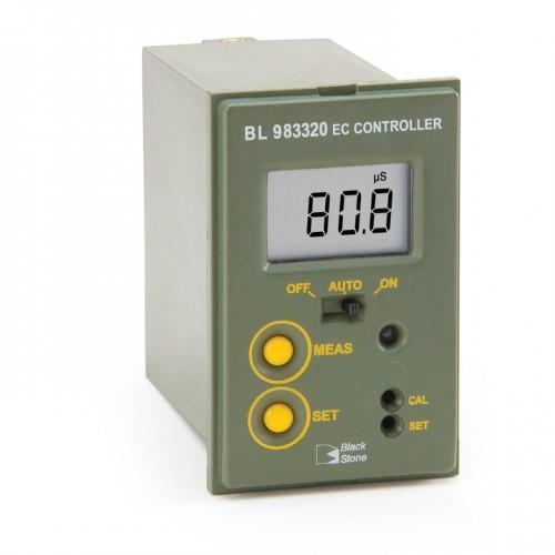 Minicontrolador CE 0 a 1999 microS/cm