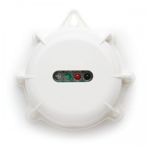 Registrador de temperatura con gancho