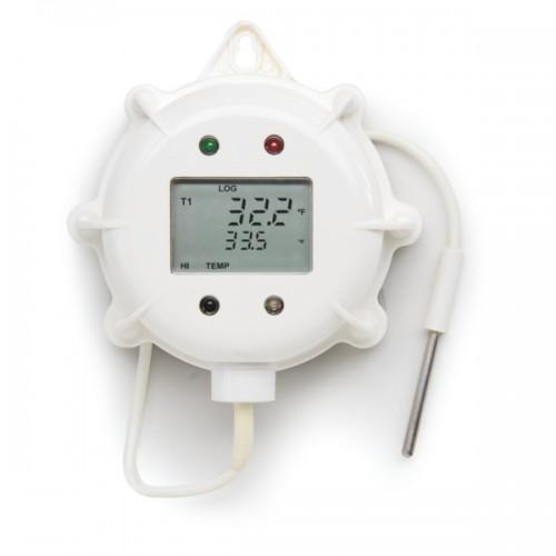 Registrador Temperatura con pantalla