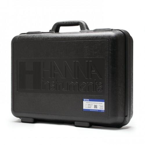 Maletín de transporte para equipo y accesorios HI9829