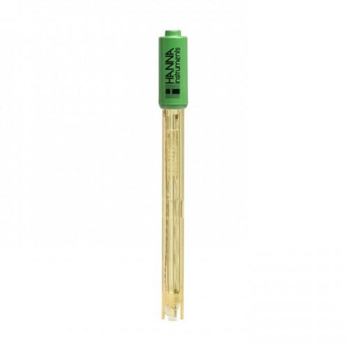 Electrodo ORP/Temperatura punta platino, cuerpo plástico, usos generales