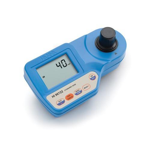 Fotómetro portátil Ácido Cianúrico (0 a 80 mg/ L)