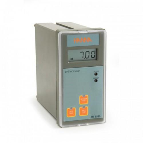 Indicador pH de panel, función autodiagnóstico, salida analógica 0-20/ 4-20 mA